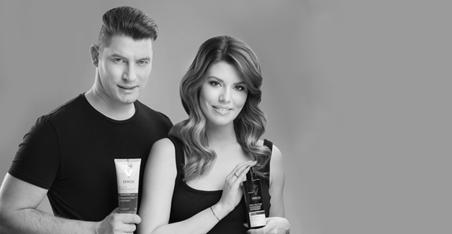 Šta glumci koriste za svoju kosu?