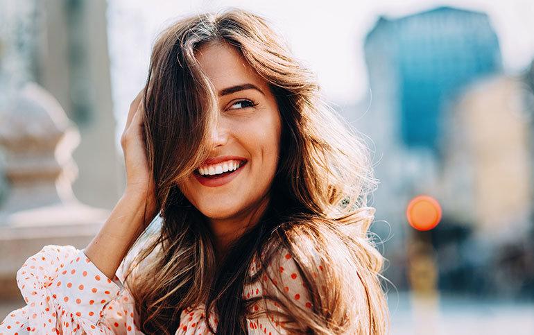 Aminexil girl hair