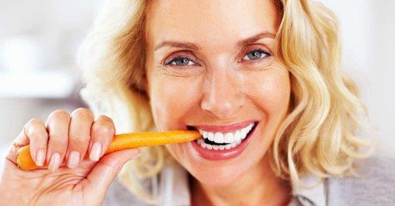 Menopauza: Kako se treba hraniti sa 50 godina?