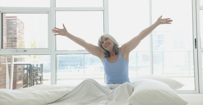 San i menopauza – kako izbeći ustajanje na levu nogu