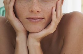 What is sensitive skin and how do you hydrate it?