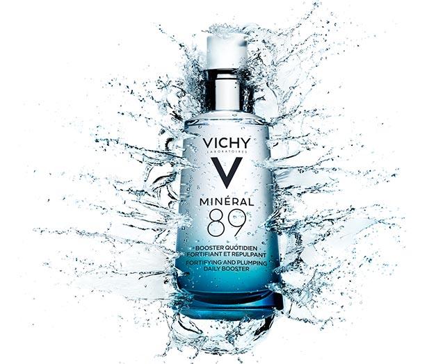 mineral-89-dnevni-booster-serum-za-lice; suva-koza; hidratacija; vichy; nega-za-lice; ritual-nege; bubuljice; umoran-izgled; stres; akne; linije; ten; prirodni-sastojci; gel; osetljiva-koza; termalna-voda; hijaluronska-kiselina; crvenilo